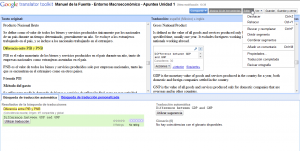 Google Translator Tool Kit